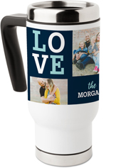 Personalized Travel Mugs With Handles Shutterfly