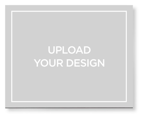 Upload Your Own Design Mounted Wall Art
