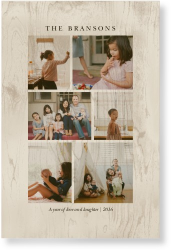 Gallery Montage of Memories Wood Wall Art, Single piece, 24 x 36 inches, Multicolor