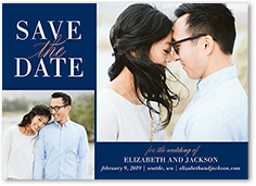 classic request save the date