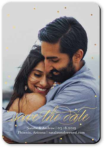 Forever Scripted Save The Date