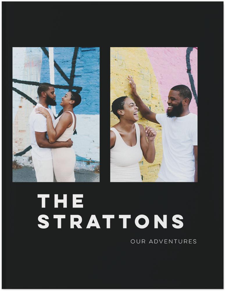modern photo album photo book