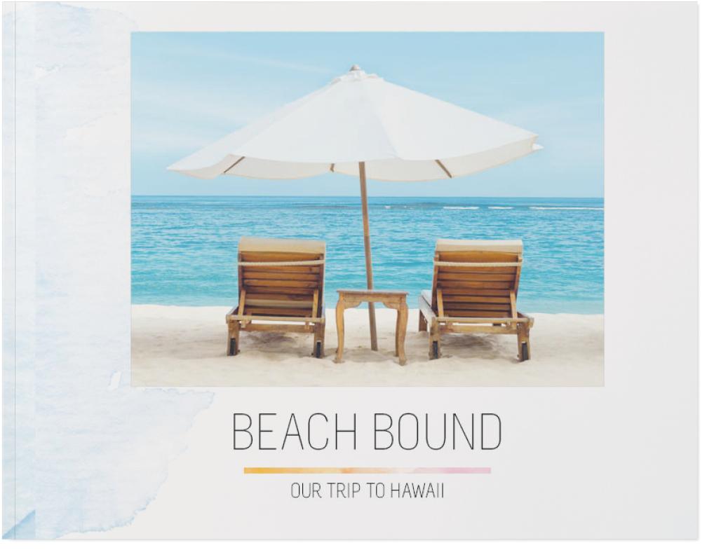 beach bliss photo book