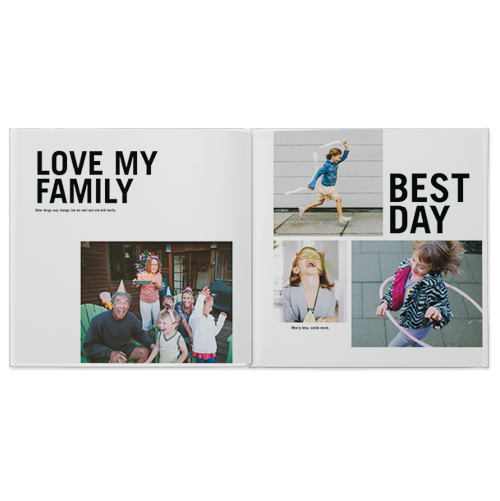 everyday bold type photo book