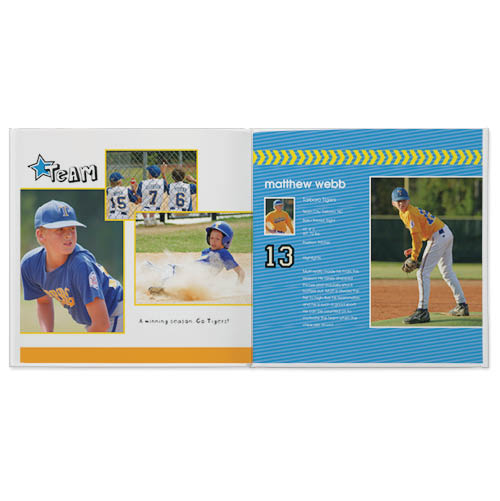 game on photo book