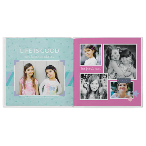 its a girl thing photo book