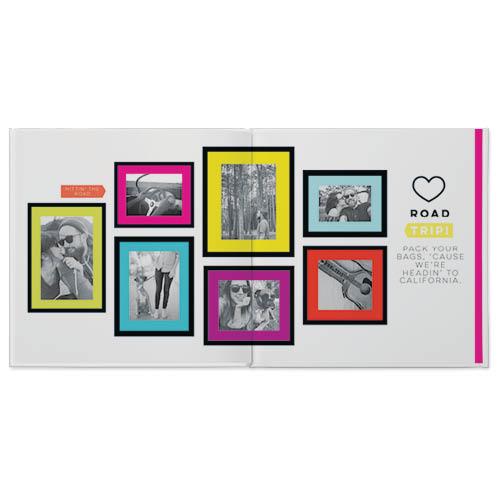 neon pop photo book