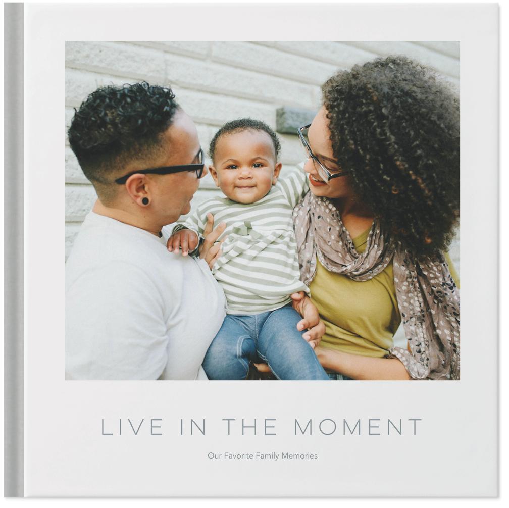 simply modern photo book