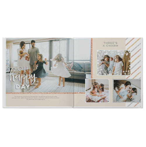 sparkle and shine photo book